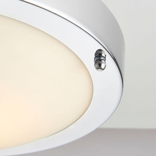 Saxby Portico IP44 60w 59850 By Massive Lighting